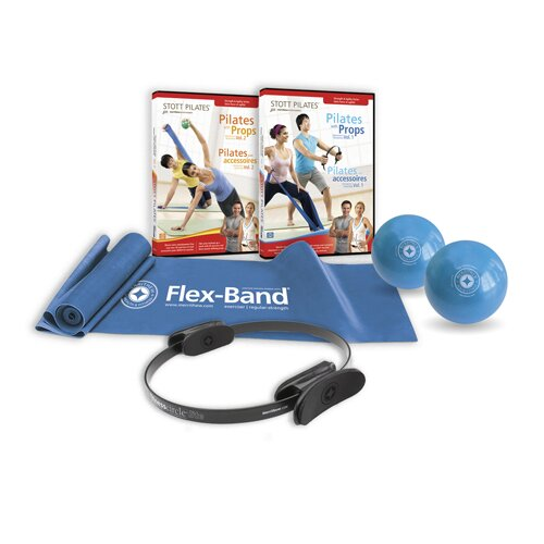 Pilates with Props Kit