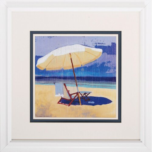 Seating For I / II 2 Piece Framed Graphic Art Set (Set of 2)