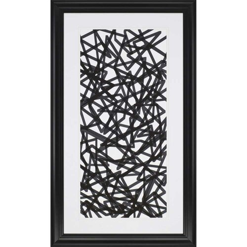 Which Way Do I Go? Exclusive Framed Graphic Art