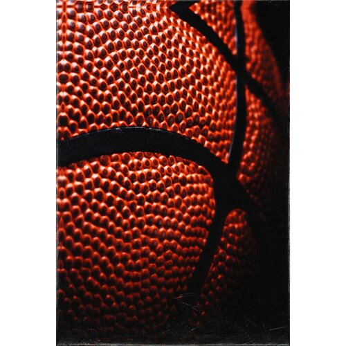 Basketball by Lee Painting Print on Canvas