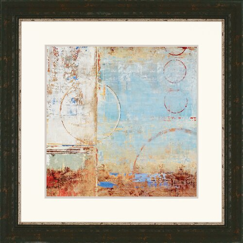 Composition I by Dolce Framed Graphic Art