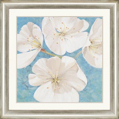 Blossom Beauty by Gottschlag Framed Original Painting