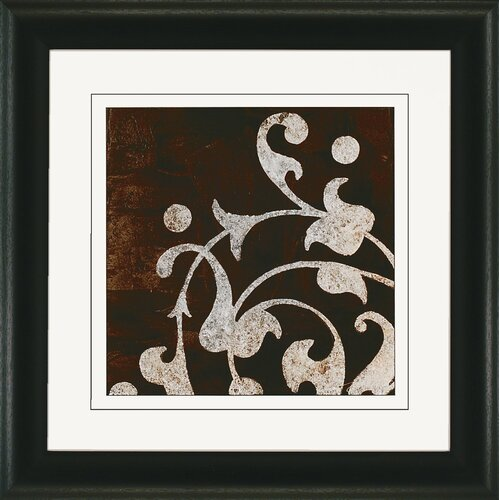 Mirror Image I by Jardine Framed Painting Print