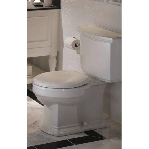 Barrett Hi Performance Elongated 2 Piece Toilet