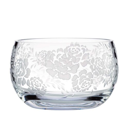 Marchesa by Lenox Marchesa Rose Crystal Bowl