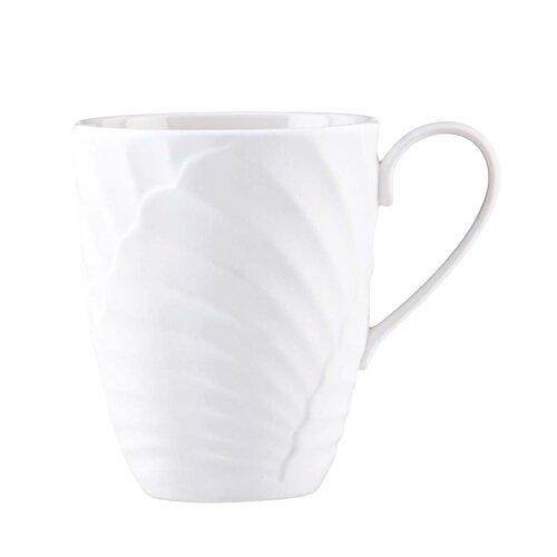 Marchesa by Lenox Pleated Swirl 12 oz. Mug
