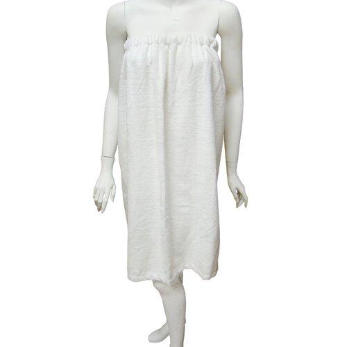 Textiles Plus Inc. 100% Cotton Terry Wrap for Women
