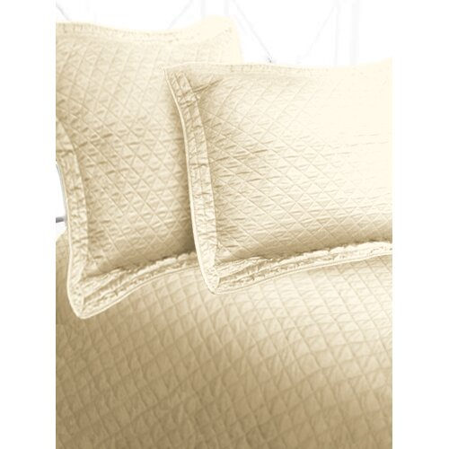Luxury Sateen Diamond Sham