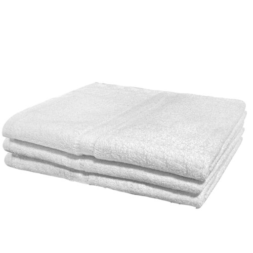 Hotel/Spa Bath Towel (Set of 3)