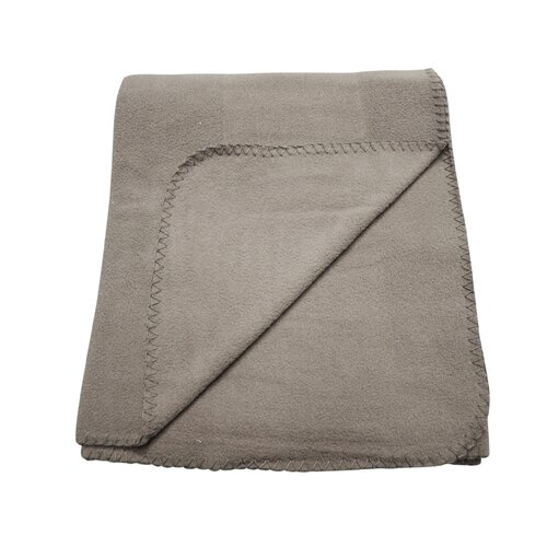 Textiles Plus Inc. Fleece Throw