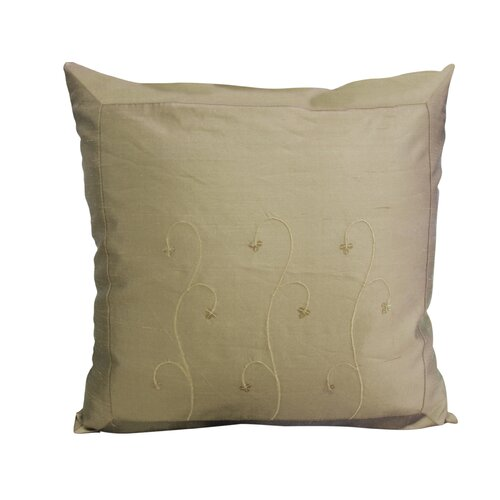 Textiles Plus Inc. Indian Polyester Cushion