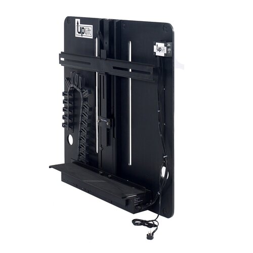 "TVLIFTCABINET, Inc TV Lift Mechanism Fixed Wall Mount for up to 34.25"" Flat Panel Screens"