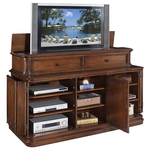 "TVLIFTCABINET, Inc Banyan Creek 66"" TV Stand"