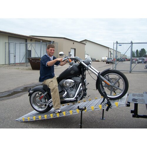 Motorcycle Ramp System Wayfair