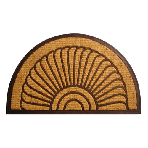 Imports Decor Fan Doormat