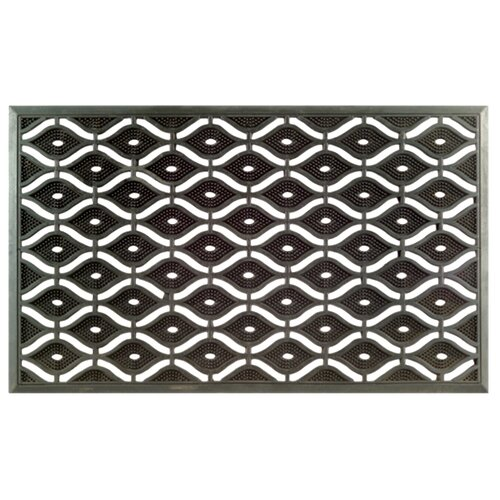 Imports Decor Eye Pin Doormat