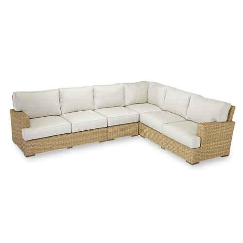 Leucadia Sectional with Cushions