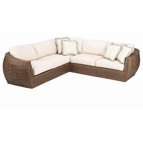 Huntington Deep Seating Group with Cushions