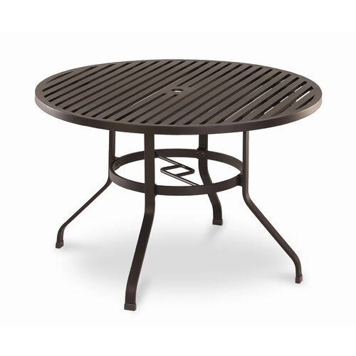 Sunset West La Jolla Round Dining Table