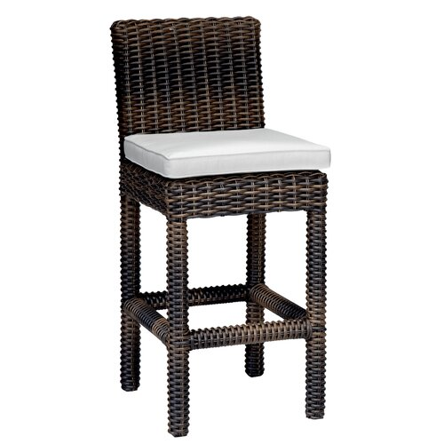 "Sunset West Montecito 30"" Barstool with Cushion"