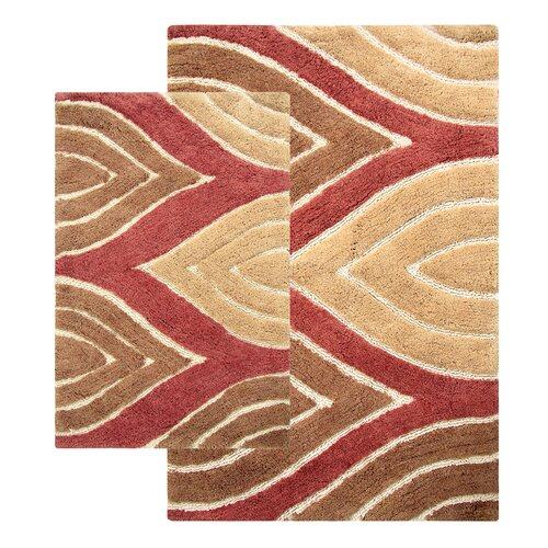 Davenport 2 Piece Bath Rug Set