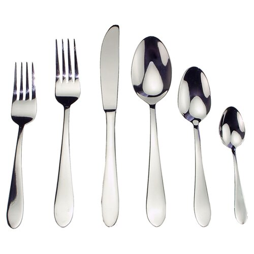David Shaw Silverware 20 Piece Grand Flatware Set