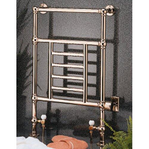 Victorian Handcrafted Floor Mount / Wall Mount Electric Towel Warmer