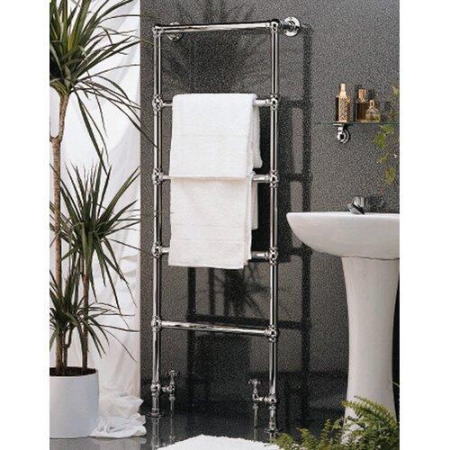 Wesaunard Victorian Floor Mount / Wall Mount Electric Towel Warmer
