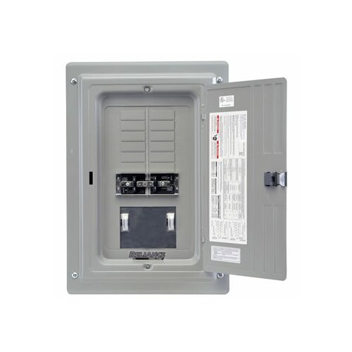 TRC Indoor Transfer Sub Panel / Link for 60A Utility and 60A Generator