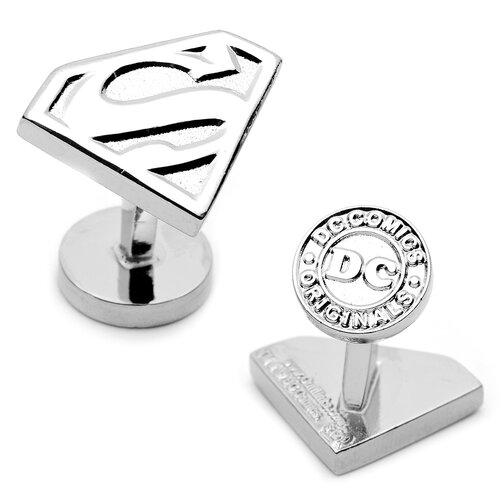 Cufflinks Inc. Superman Shield Cufflinks