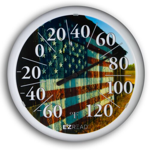 Headwind Consumer Products Flag Dial Thermometer