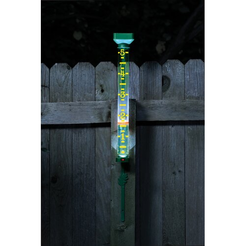 Headwind Consumer Products Illuminated EZ Read Rain Gauge