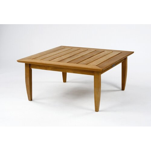 "Kingsley Bate Amalfi 40"" Square Coffee Table"