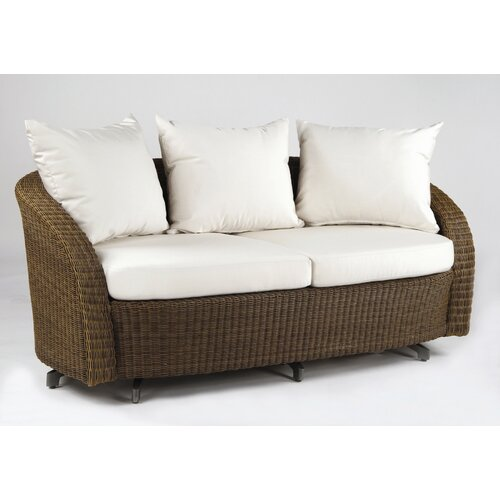 Kingsley Bate Carmel Settee with Cushions