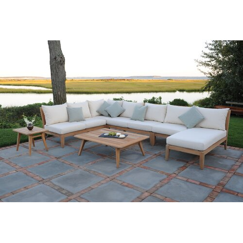 Kingsley Bate Ipanema Rectangular Coffee Table