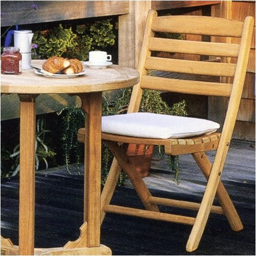 Kingsley Bate Gearhart Folding Dining Side Chair