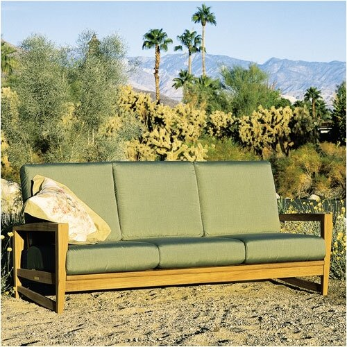 Amalfi Deep Seating Sofa with Cushions
