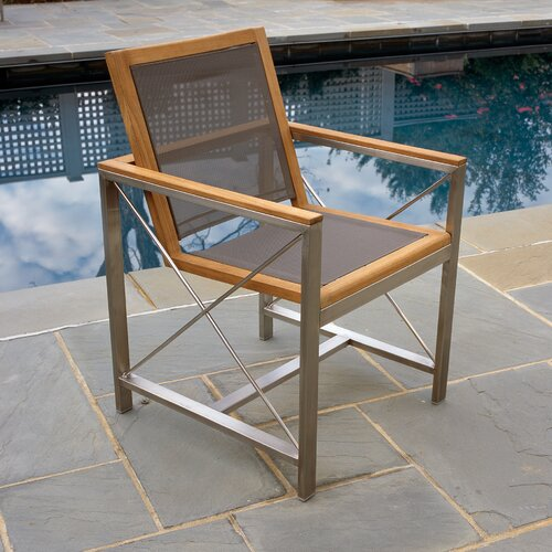 Kingsley Bate Ibiza Dining Arm Chair
