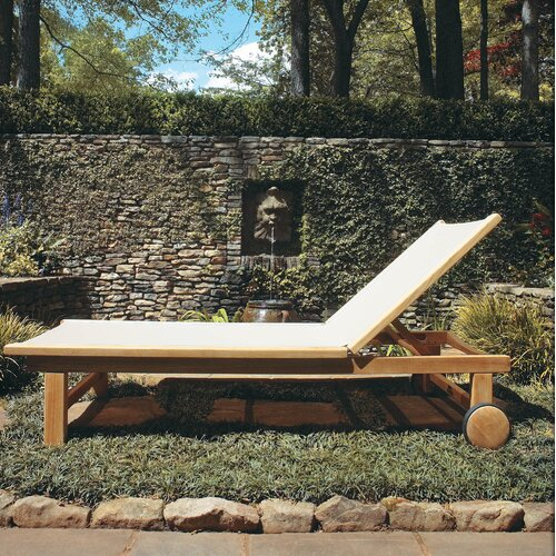 Kingsley Bate St. Tropez Chaise Lounge