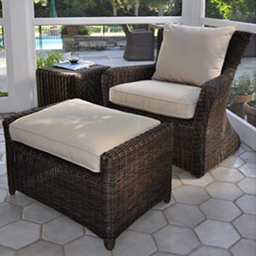 Kingsley Bate Sag Harbor Deep Seating Lounge Chair