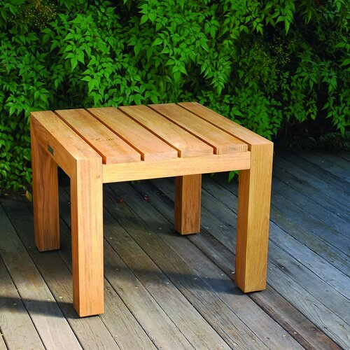 Mendocino Square Side Table