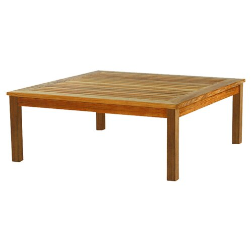 """Kingsley Bate Classic 43.5"""" Square Coffee Table"""