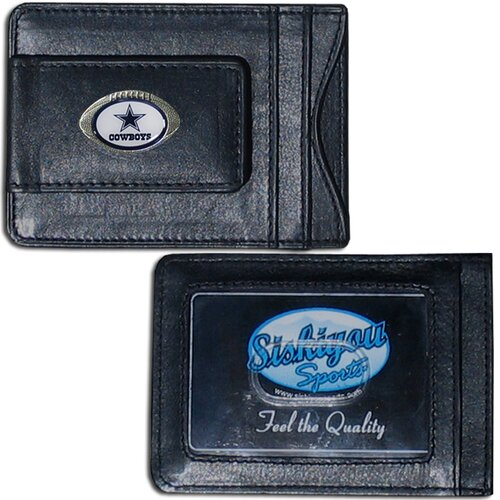 Siskiyou Products NFL Money Clip and Cardholder