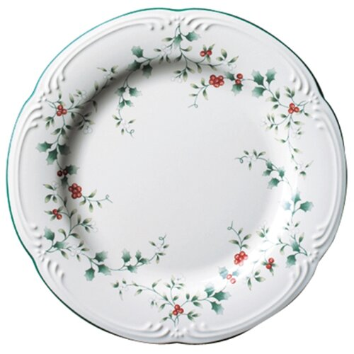 "Pfaltzgraff Winterberry 10.2"" Dinner Plate"