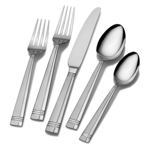 20 Piece Dawson Flatware Set