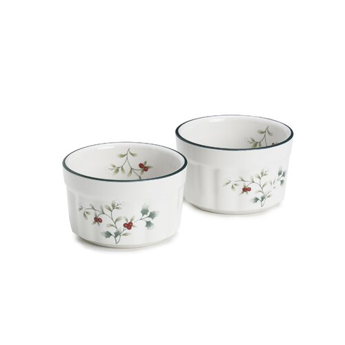 Winterberry Ramekins (Set of 2)