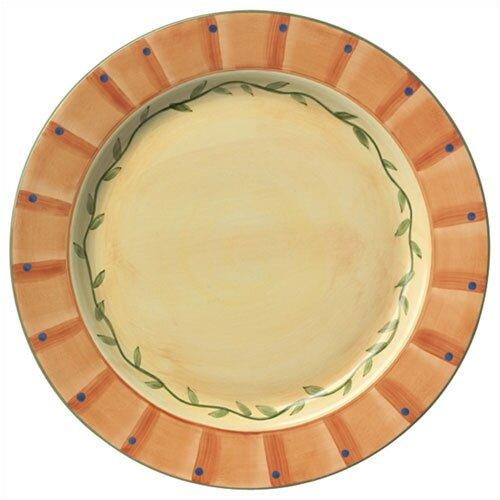 "Pfaltzgraff Napoli 12"" Dinner Plate"