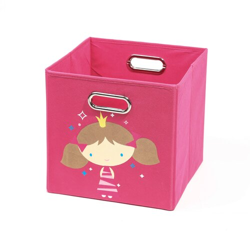 Princess Folding Toy Storage Bin