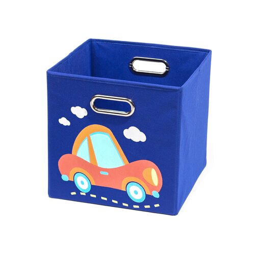 Car Folding Toy Storage Bin