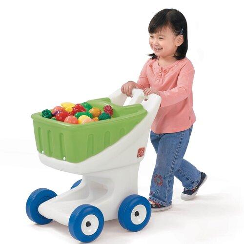 Step2 Little Helper's Grocery Cart